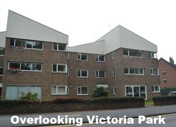 Thumbnail 2 bed flat for sale in Victoria Park Road, Leicester