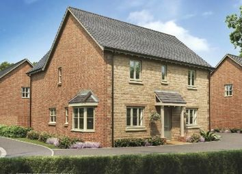 Thumbnail 4 bed detached house for sale in The Oakwell, Plot 24 Winchelsea Gate, Oundle Road, Weldon, Corby