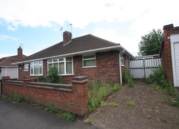 Thumbnail 2 bed bungalow for sale in Wayside Drive, Thurmaston, Leicester