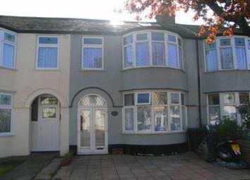 Thumbnail 4 bed terraced house to rent in Upney, London