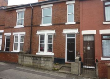 Thumbnail 4 bedroom terraced house to rent in Howe Street, Derby