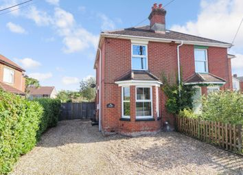 Thumbnail 2 bed semi-detached house for sale in Upper Northam Road, Hedge End, Southampton