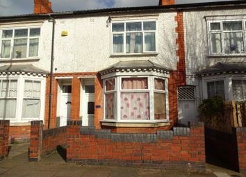 Thumbnail 3 bed terraced house for sale in 123 Upperton Road, Off Narborough Road, Leicester