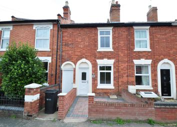 Thumbnail 2 bed terraced house to rent in Bedwardine Road, Worcester