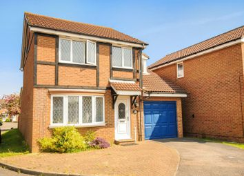 Thumbnail 4 bed detached house for sale in Foster Road, Abingdon