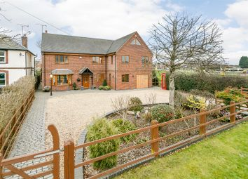 Thumbnail 7 bed detached house for sale in Weddington Road, Nuneaton
