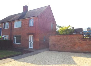 3 bed semi-detached house for sale in Westerham Close, Bilborough, Nottingham, Nottinghamshire NG8