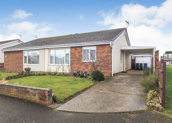 Thumbnail 2 bed semi-detached bungalow for sale in Gelli For, Rhyl, Denbighshire