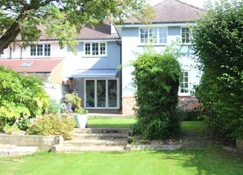Thumbnail 5 bed semi-detached house for sale in Gibson Close, Saffron Walden, Essex