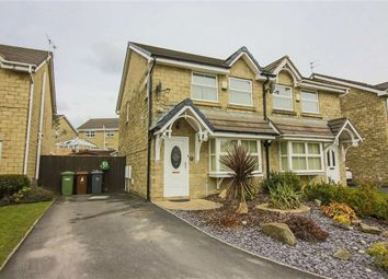 Thumbnail 3 bed semi-detached house for sale in Quakers View, Brierfield, Lancashire