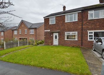 Thumbnail 3 bed semi-detached house for sale in Heathfield Road, Whitefield, Manchester