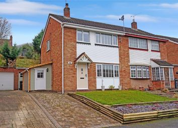 Thumbnail 3 bed semi-detached house for sale in Hawkwood Close, Malvern