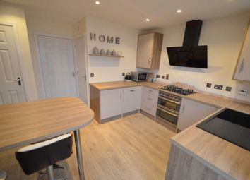 Thumbnail 4 bedroom semi-detached house to rent in St. Helena Avenue, Newton Leys, Bletchley, Milton Keynes