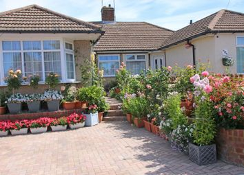 Thumbnail 2 bed semi-detached bungalow for sale in Cobham Close, Canterbury