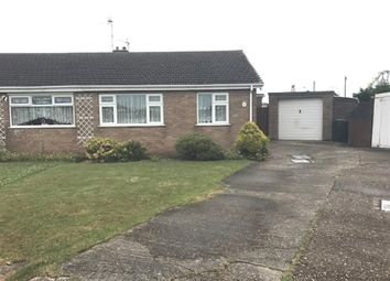 Thumbnail 2 bed semi-detached bungalow for sale in Laura Court, Ingoldmells, Skegness