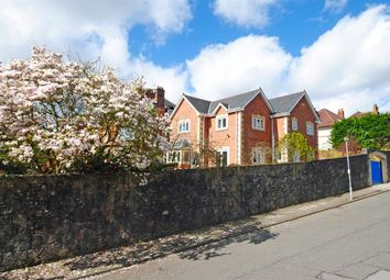 Thumbnail 6 bedroom detached house for sale in Mill Road, Llanishen, Cardiff