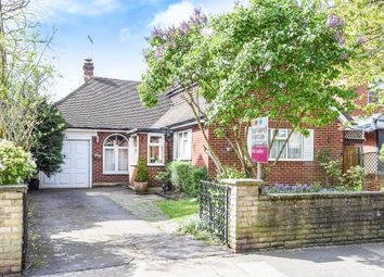Thumbnail 3 bed detached house for sale in West Temple Sheen, London
