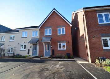 Thumbnail 3 bedroom end terrace house for sale in Lynchet Road, Malpas