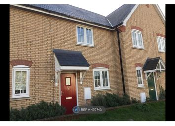Thumbnail 2 bed terraced house to rent in Blue Lion Close, Cambridge
