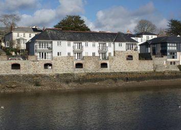 Thumbnail 2 bed flat for sale in Egloshayle Road, Wadebridge, Cornwall