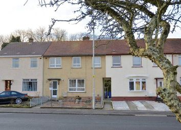 Thumbnail 3 bed terraced house for sale in Craigie Way, Ayr