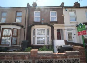 Thumbnail 3 bed terraced house to rent in Old Road West, Gravesend