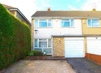 Thumbnail 3 bed semi-detached house for sale in Court Road, Bristol