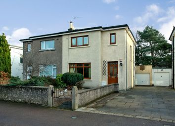 Thumbnail 3 bedroom semi-detached house for sale in Broomhill Avenue, Aberdeen