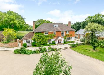 Thumbnail 5 bed detached house for sale in Cricketers Lane, Warfield, Berkshire
