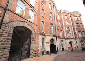 Thumbnail 1 bed flat for sale in Broadway, Nottingham