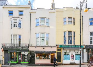 Queens Road, Brighton, East Sussex BN1. 2 bed maisonette for sale