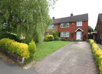 Thumbnail 3 bedroom semi-detached house for sale in Gloucester Road, Kidsgrove, Stoke-On-Trent