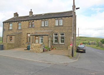 Thumbnail 3 bed end terrace house for sale in Sheffield Road, Hepworth, Holmfirth