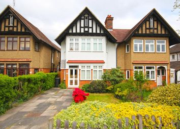 Thumbnail 4 bedroom semi-detached house for sale in The Drive, Loughton
