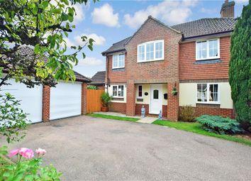 Warren Drive, Southwater, West Sussex RH13. 4 bed detached house