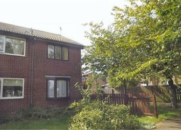 Thumbnail 2 bedroom semi-detached house to rent in Burlington Close, Sunderland, Tyne And Wear