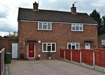 Thumbnail 2 bed property for sale in Cobham Close, Bromsgrove