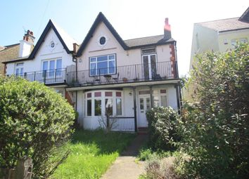 Thumbnail 3 bed maisonette to rent in Cossington Road, Westcliff-On-Sea