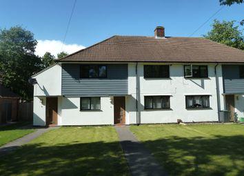 Thumbnail 2 bed flat for sale in Shackleton Road, Gosport