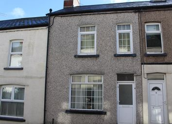 Thumbnail 3 bedroom terraced house for sale in Caradoc Street, Abersychan, Pontypool