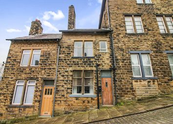 Thumbnail 3 bed terraced house for sale in Quarry Street, Keighley
