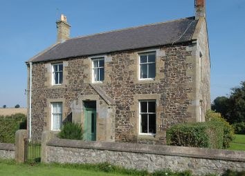 Thumbnail 3 bed detached house for sale in Cornhill-On-Tweed