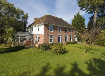 Thumbnail 5 bed equestrian property for sale in Challock, Nr Ashford, Kent