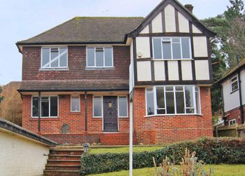 Thumbnail 3 bed detached house for sale in Saxholm Dale, Southampton
