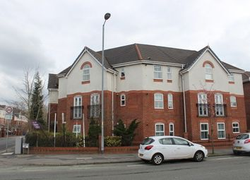 Thumbnail 2 bed flat to rent in Parrs Wood Road, Withington
