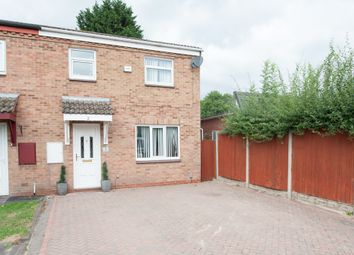 Thumbnail 3 bed semi-detached house for sale in Brownsover Close, Castle Bromwich, Birmingham