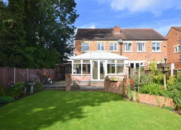 Thumbnail 3 bed semi-detached house for sale in Rosamonds Ride, Littleover, Derby