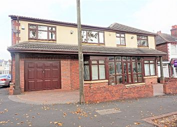 Thumbnail 5 bedroom link-detached house for sale in Marion Road, Smethwick
