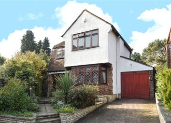 Thumbnail 4 bed detached house for sale in Angle Close, Hillingdon, Middlesex