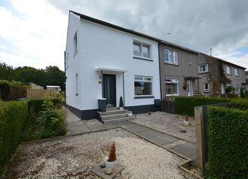 Thumbnail 2 bed semi-detached house for sale in Doon Place, Kilmarnock